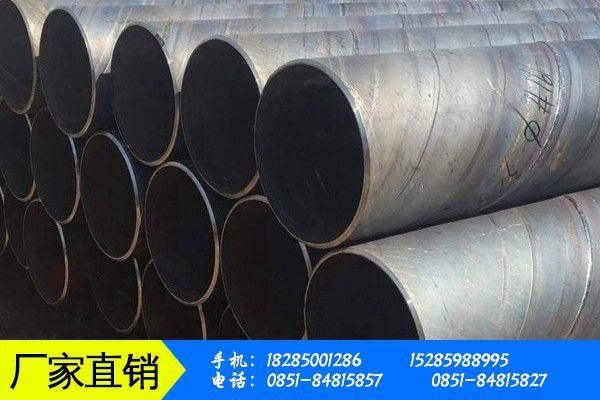 219螺旋钢管行业新材料应用将增多