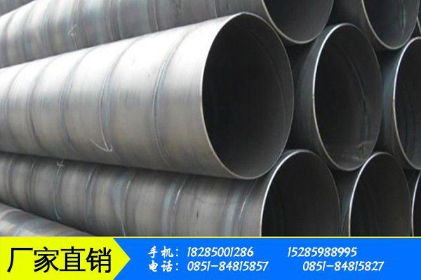 铜仁万山区防腐防腐螺旋钢管的结构特征详细介绍