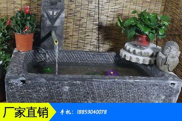 本溪桓仁满族自治县各种流水摆件