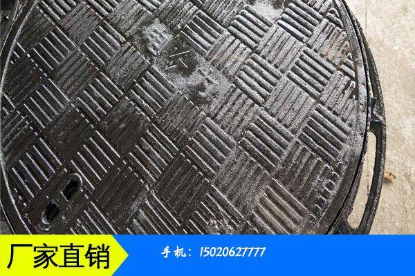 株洲攸县球墨铸铁双层井盖气压试验的应用