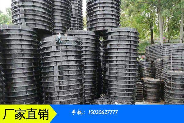 阿克苏市700重型球墨铸铁井盖蚀刻技术的独特性质