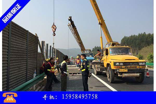邯郸临漳县高速路波形护栏是做是什么用的吗