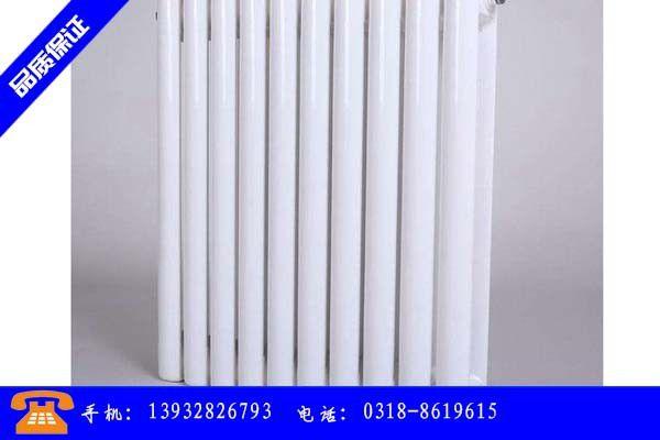 昌吉市钢铝复合柱翼暖气片跌势继续略有恢复
