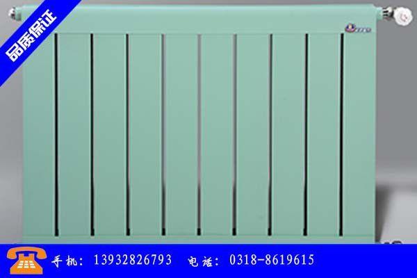 苏州市供应钢制柱型暖气片国内市场价格涨幅收窄