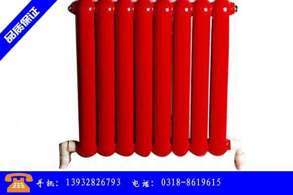 商洛钢三柱暖气片原材料趋强价格仍有回升空间