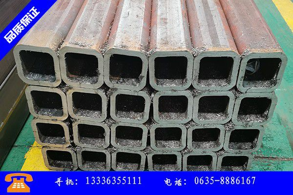 长兴县Q235D退火方管物流行业的发展趋