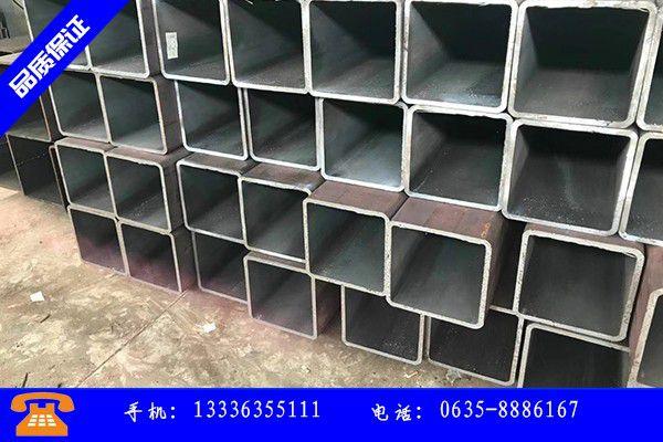 四平16mn厚壁无缝方管的质量应注重哪几点