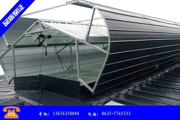 南宁宾阳县薄型通风天窗判断好坏与协调