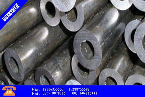 南通市无缝冷拔钢管行业市场