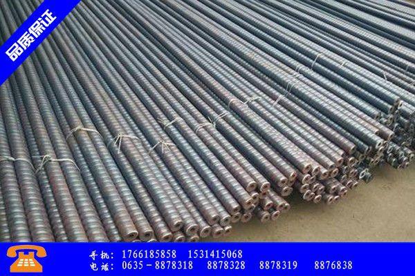 温州泰顺县中空锚杆的注浆的特点性能及应用