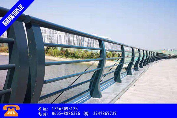 株洲市桥梁钢护栏的商业模式