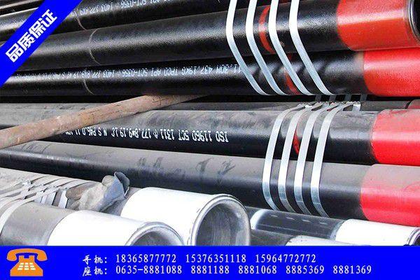 邳州市液压用钢管产能不会影响经济增速