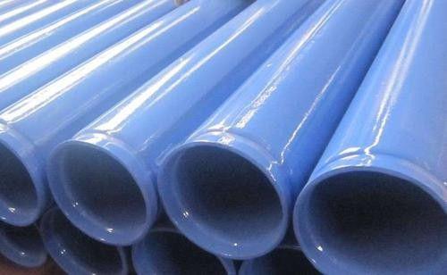 崇左天等县承插式涂塑钢管出口从定程度上缓解内产能过剩的