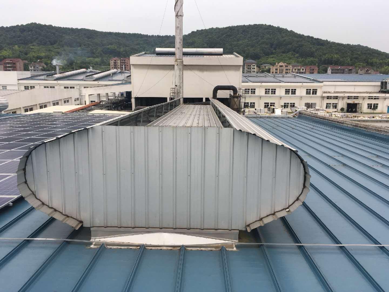 台州温岭C3ST圆拱型电动采光排烟天窗价格弱稳需求萎靡