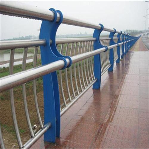 唐山滦南县河道防护护栏