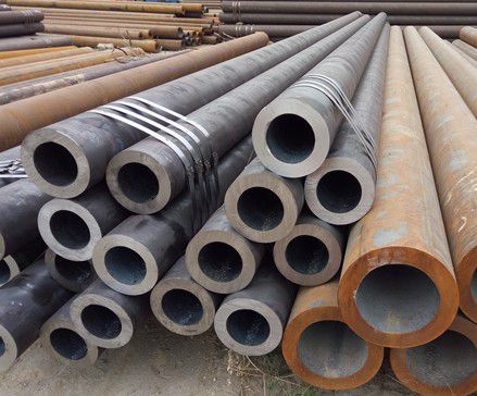 钦州钦北区35CRMO无缝钢管表面腐蚀的