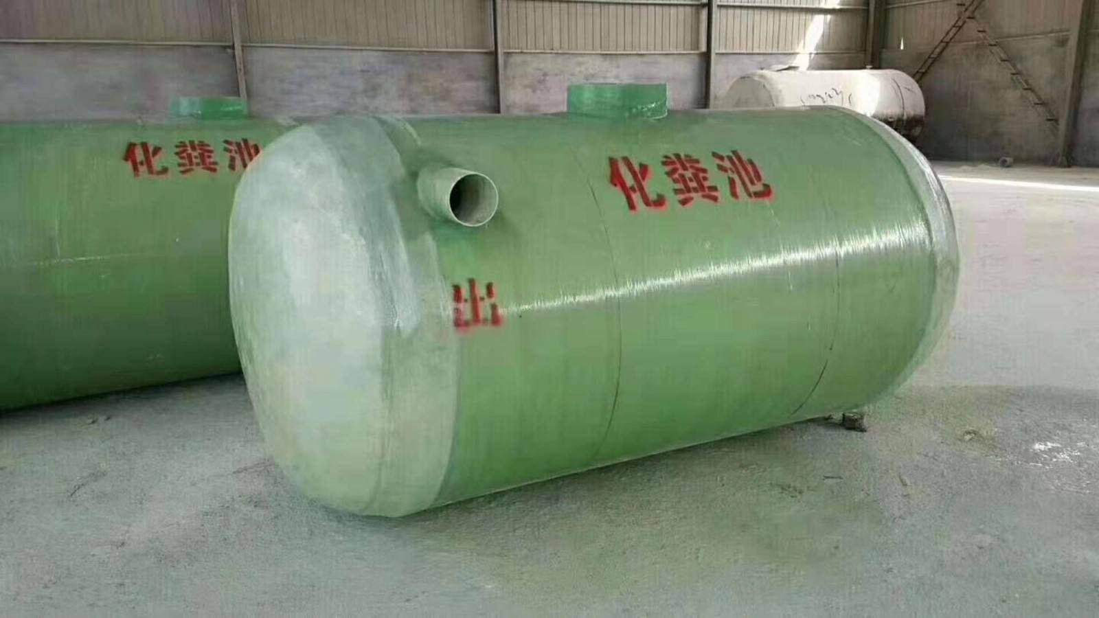 南阳淅川县化粪池正确的生产方式分析