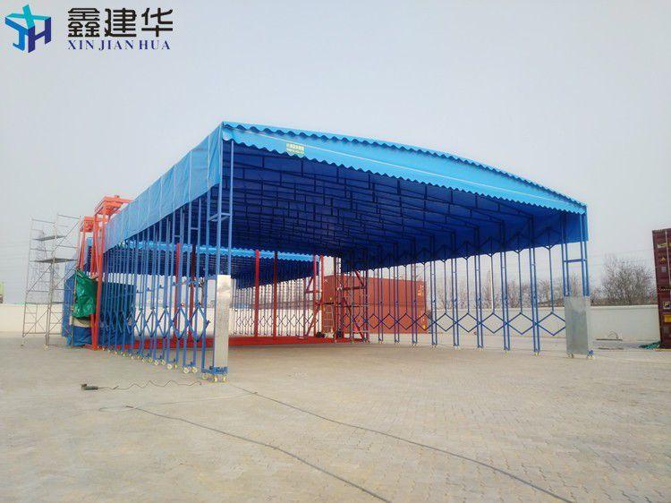 上海宝山区挡雨物流仓储公司