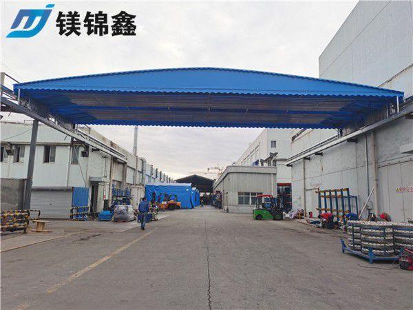 深圳宝安区推拉雨棚遮阳棚出口量增加解之困
