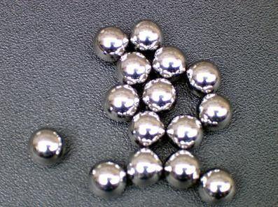 广水市铸造钢球加工的材料的选择