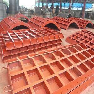 天津东丽区异形钢模板