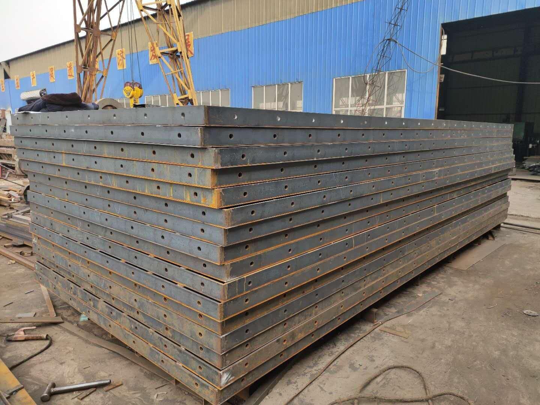 铜仁盖梁钢模板宽幅震荡价格小幅松动