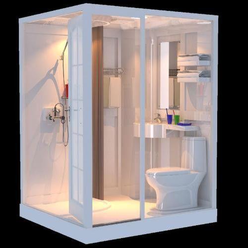 臨海市整體浴室的市場需求量正在日益增加