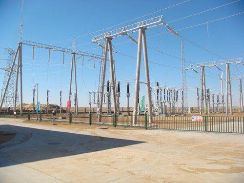 山南地区变电站进线构架功能的多样化
