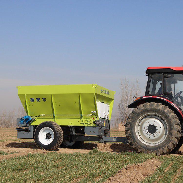 日喀则仁布县牵引式农家肥施肥机批发厂家