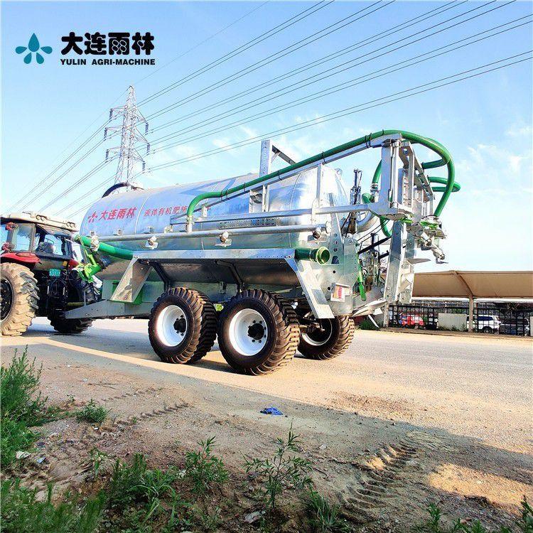 丽江玉龙纳西族自治县液体肥施肥罐车厂家加工