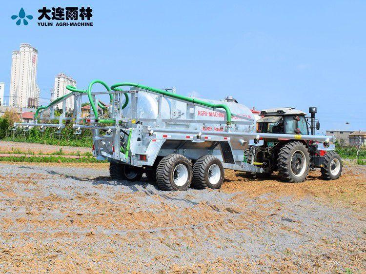 重庆城口县养殖场粪污抛洒机加工制定