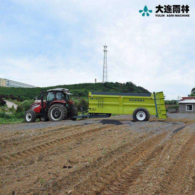 灵宝市农用三轮车撒肥车加工制定