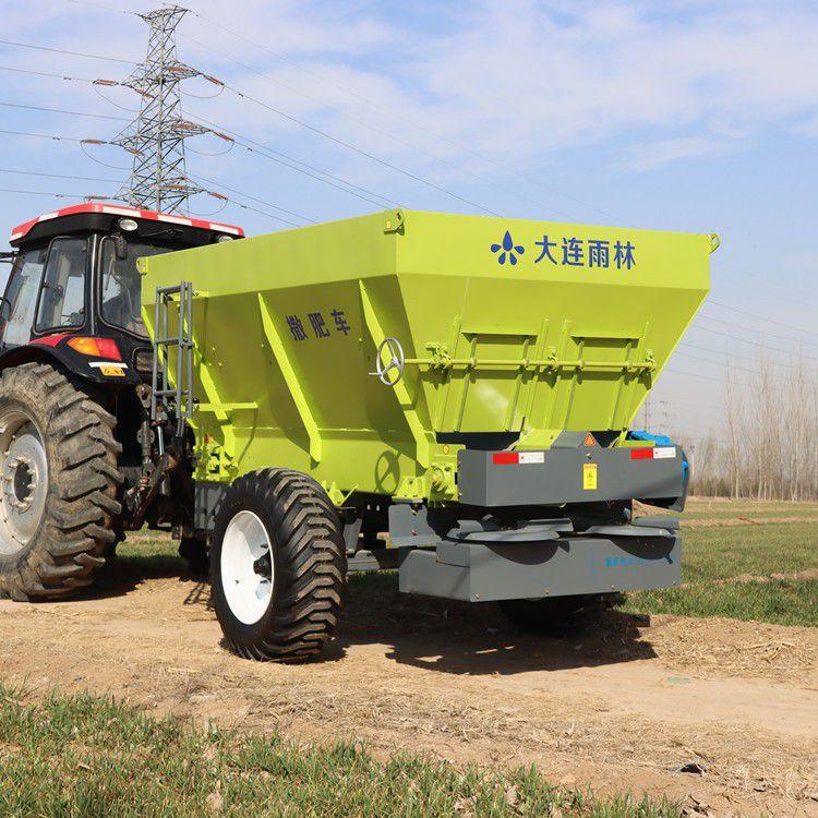 南充蓬安縣拖拉機帶施肥車廠家供應