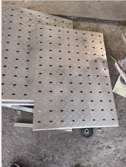 保定容城縣不銹鋼井蓋工具的使用注意事項