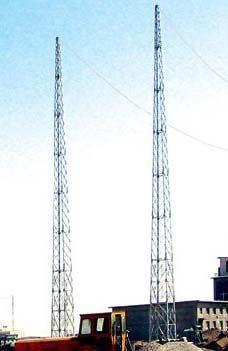定西市电力塔型式可分为四大类