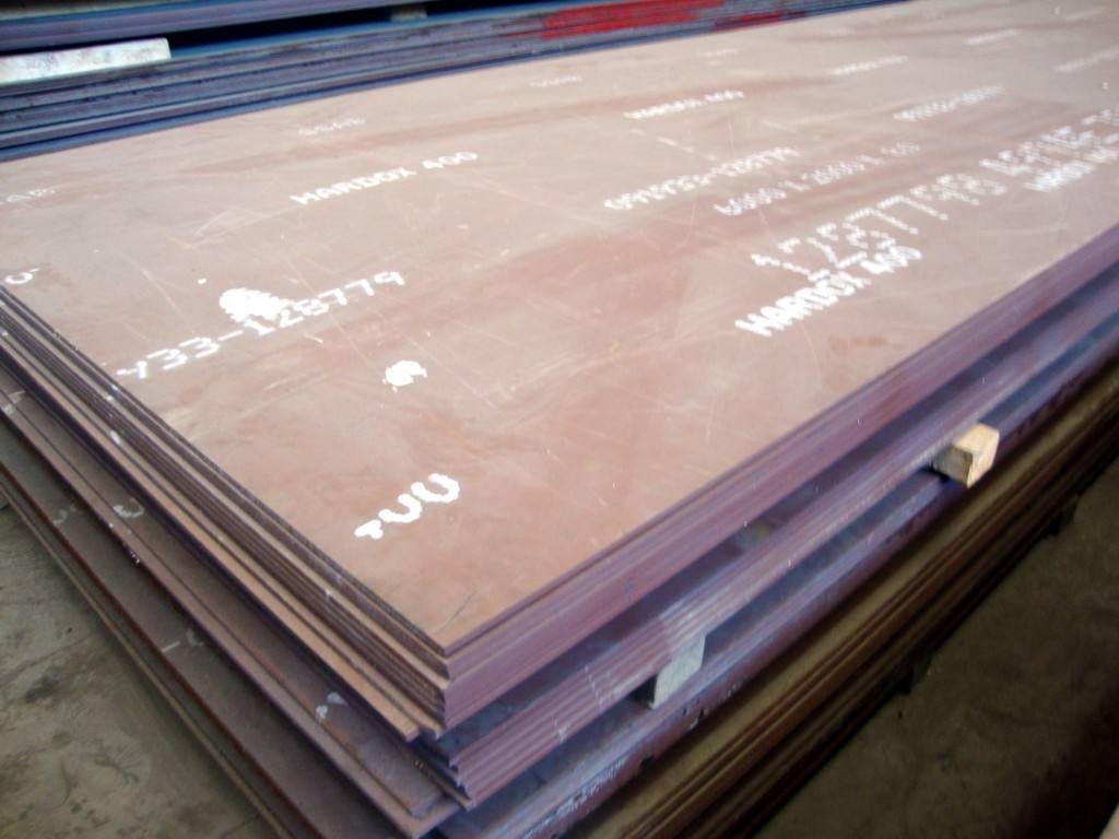 慈溪市进口耐磨钢板