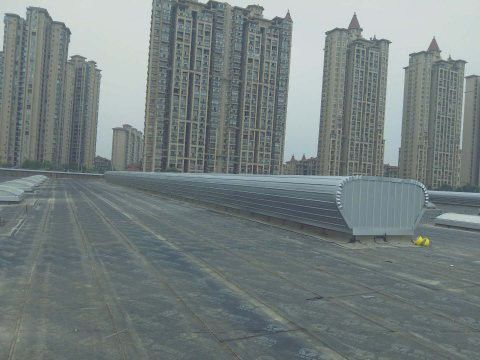 萍乡芦溪县自然通风气楼功能及特点
