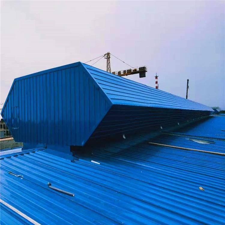 商洛市屋顶采光排烟天窗