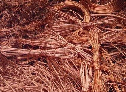 铜电缆回收