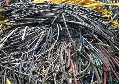 镇江市高价废旧电缆回收