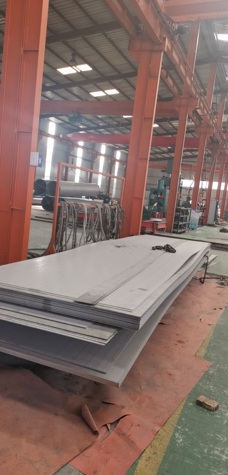 海伦市316L不锈钢管需强化市场应变能力