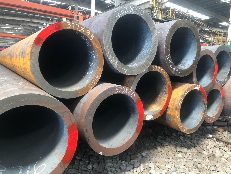 肇东市小口径精密钢管打孔缩尖