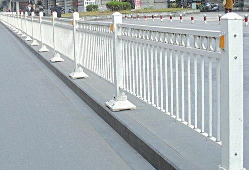 衡水桃城区交通安全设施护栏