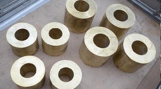 伊犁哈薩克自治州鋁青銅套的使用和維護保養