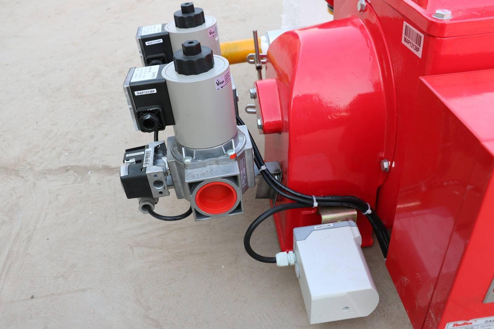 日喀则昂仁县烘干燃烧机厂家在生产时用到的防裂技术
