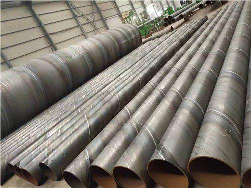 福州q235螺旋管产量销售下滑原因分析