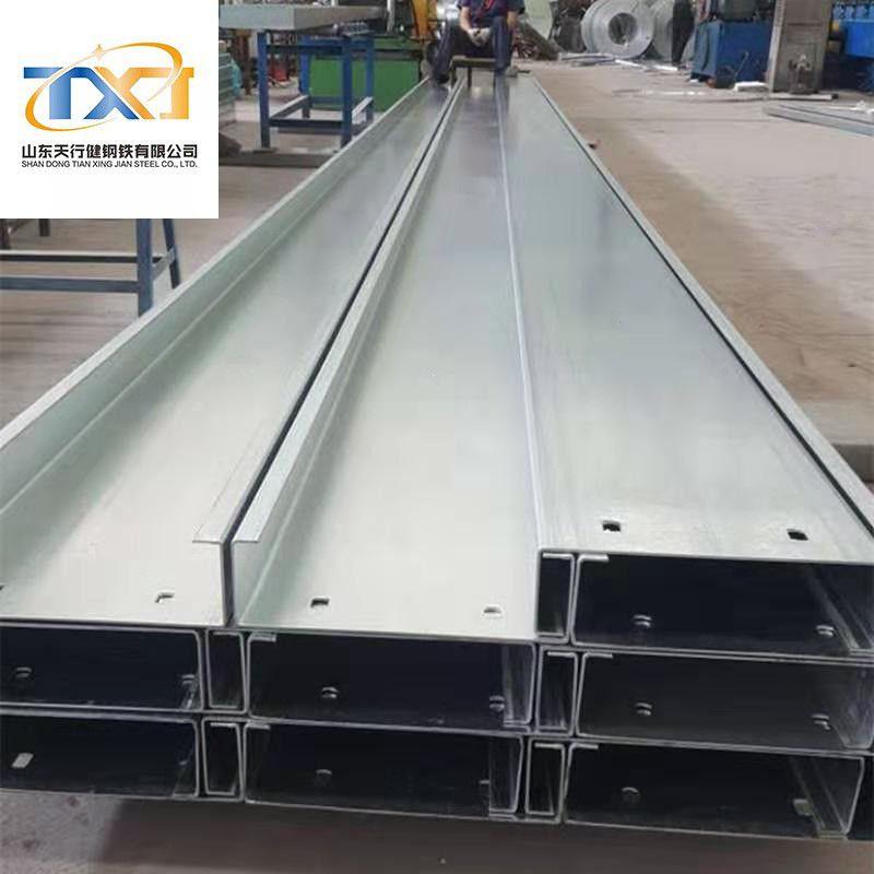 朔州朔城区冷弯CZU型钢檩条讲述的控制系