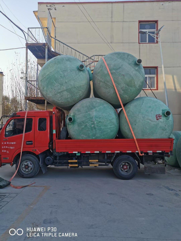 喀什市化粪池厂家