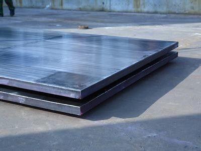 湖州钛铝不锈钢 层复合板出厂前的检验标准介绍