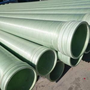 乌海玻璃钢雨水分流管产生能量的作用